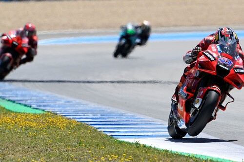 Todos los tripletes de la historia de MotoGP: un coto vedado a Honda y Yamaha con el que sueña Ducati en Mugello