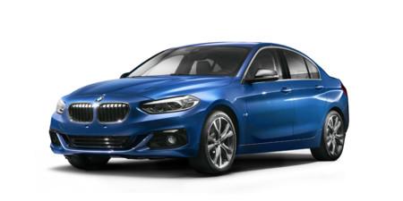 BMW Serie 1 Sedan: tranquilo, sólo lo verás en China