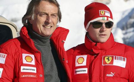 Luca di Montezemolo sugiere que Kimi Räikkönen puede ganar a Fernando Alonso