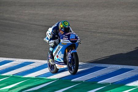 Rodrigo Espana Moto3 2020