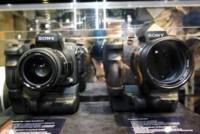PMA2007: nuevas cámaras SLR digitales de Sony