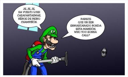 Imagen de la semana: la misteriosa mansión de Luigi
