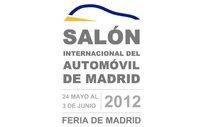 El Salón del Automóvil de Madrid, del 24 de mayo al 3 de junio de 2012