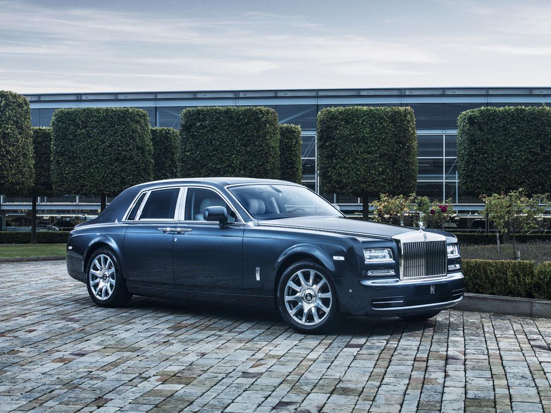 Foto de Rolls-Royce Phantom Metropolitan Collection (2/17)