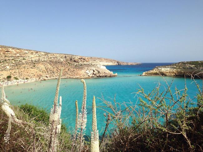 Playas Lampedusa