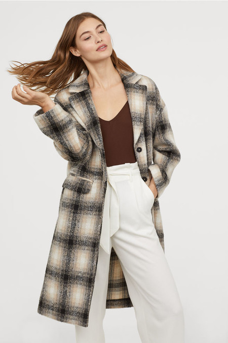 abrigos H&M lowcost