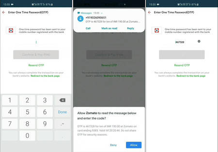 Google launches a new permission on Android to SMS verification: how