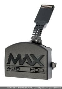 Más información del disco de 4 GB para PSP