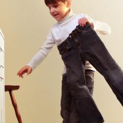 Foto 7 de 7 de la galería una-original-comoda-para-que-los-ninos-aprendan-a-vestirse en Decoesfera