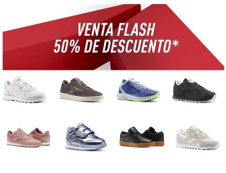 Oferta flash en Reebok: hasta 50% de descuento en más de 1.000 productos. Destacamos nuestros 17 favoritos