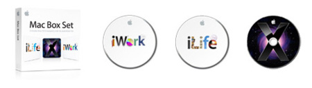 Mac Box Set, el nuevo pack de Apple con iWork'09, iLife'09 y Leopard