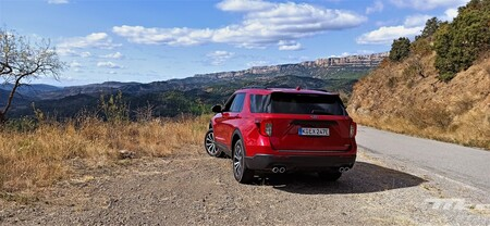 Ford Explorer 2020 Contacto 220