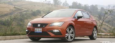 SEAT León CUPRA, a prueba: un hot-hatch que, aun con sus años, sigue en el cuadro de honor