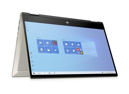 Portátil táctil Convertible HP Pavilion x360 14-dw0011ns