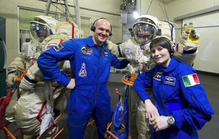 Astronauta 2009 Esa