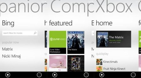 La aplicación Xbox para Windows Phone 7 estará disponible el martes