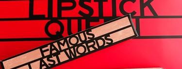 Dos labiales mate de Lipstick Queen para celebrar el Día Internacional  del Beso