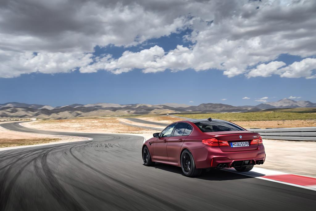 BMW M5 First Edition