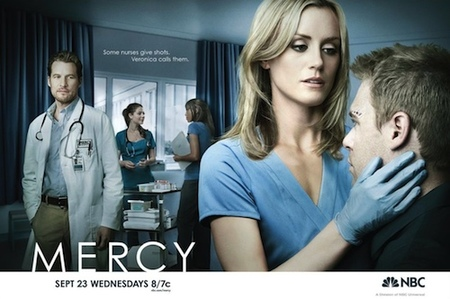 'Mercy', otra de médicos, digo enfermeras