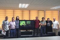 Andrés Martínez Casares se ha hecho con el Premio Nacional de Fotoperiodismo 2014 de la ANIGP-TV