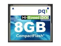 PQI presenta una Compact Flash de 8 GB