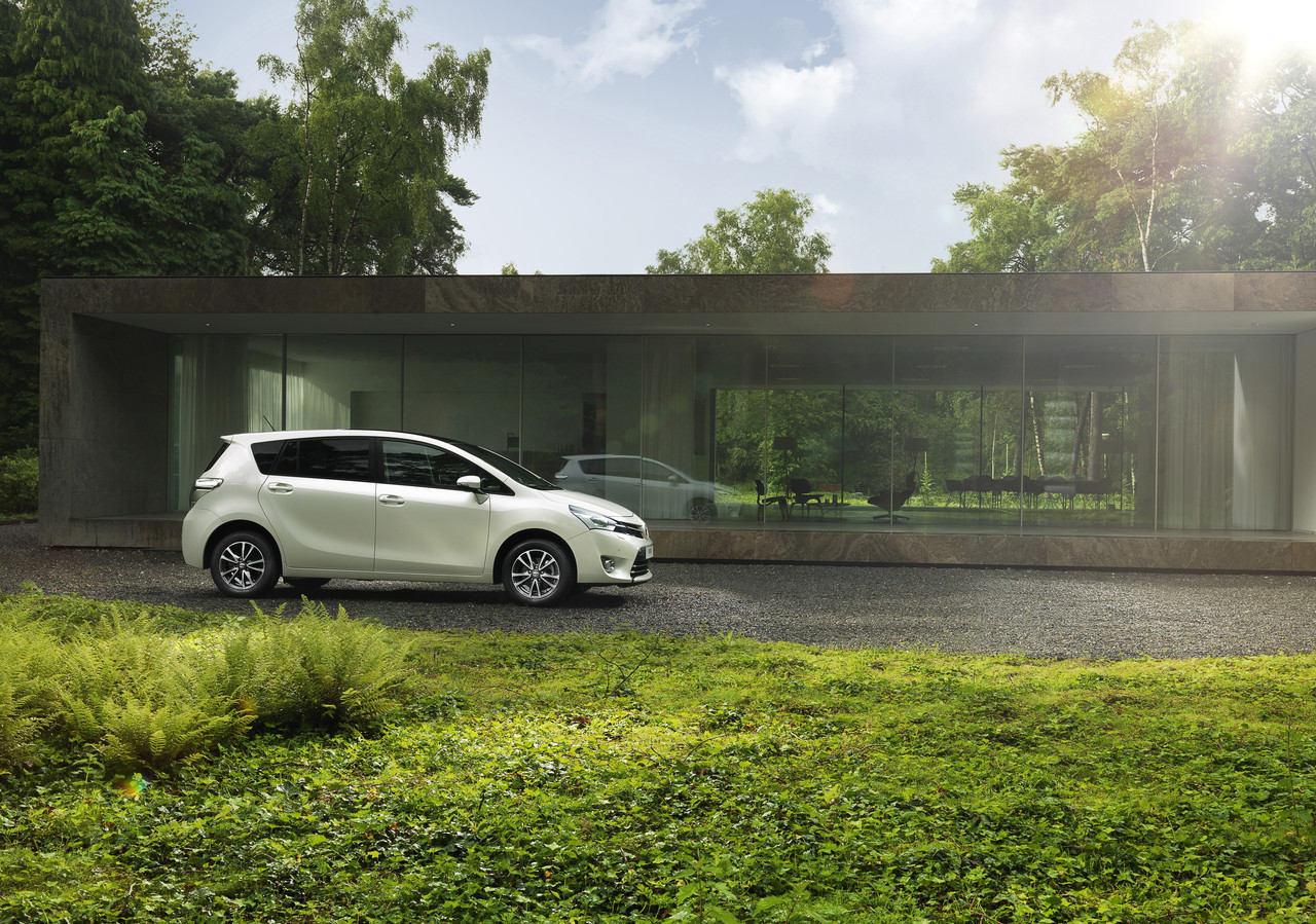 Foto de Toyota Verso 2012 (8/10)