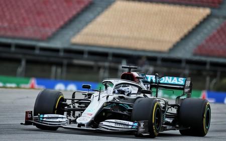 Bottas Formula 1 2020