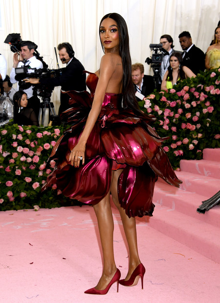 Jourdan Dunn gala met 2019