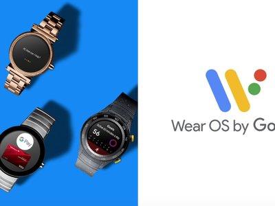 Wear OS es oficial: así es la remodelación de Android Wear
