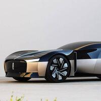 El Lincoln Anniversary Concept es la exagerada visión de un Lincoln eléctrico totalmente autónomo y conectado