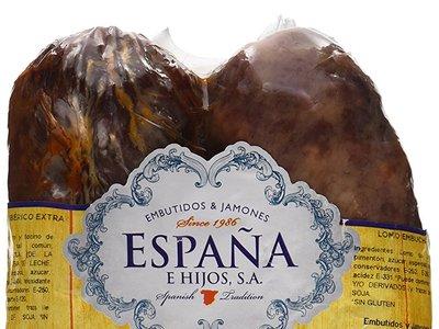 Lomo y Chorizo Ibérico rebajado, ahora por sólo 7,58 euros en Amazon