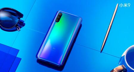 Xiaomi Mi 9 Oficial Render