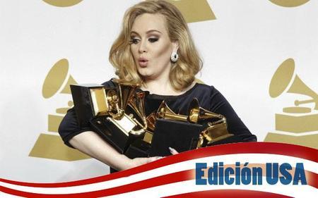 Edición USA: el récord de los Grammy, 'The River' y 'Smash bajan, la NBC preestrena 'Awake' y más