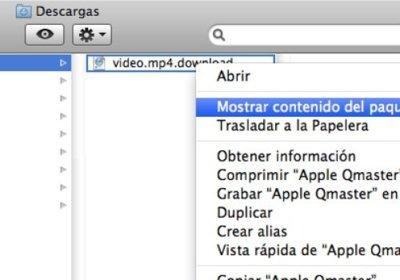 Visualiza el contenido de un vídeo antes de que finalice la descarga