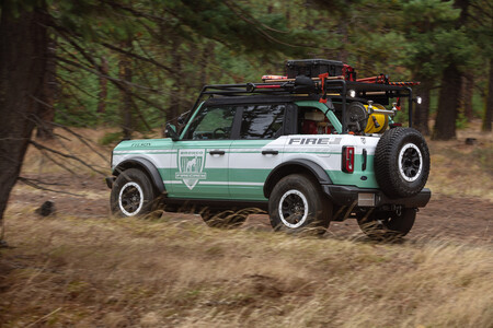 Ford Bronco Wildland Fire Rig Concept 2