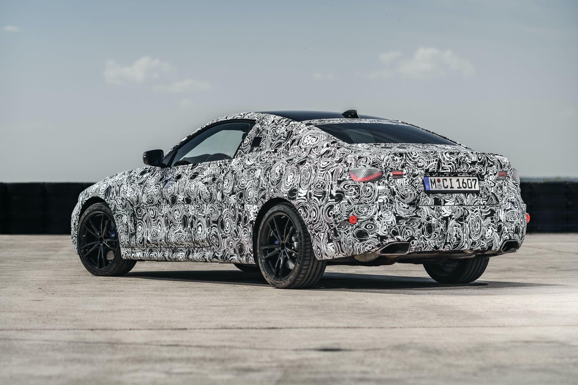 Foto de BMW Serie 4 2021 (fotos espía) (29/38)