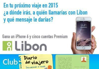 Ya conocemos los ganadores del concurso con Libon