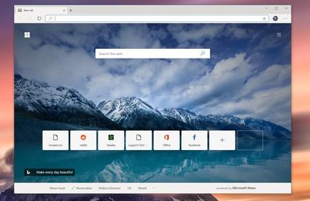 Hemos probado el nuevo Microsoft Edge basado en Chromium y esto promete: una nueva vida para el navegador de Windows 10