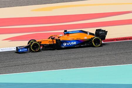 Ricciardo Sakhir F1 2021 2