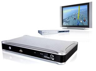 D-Link DSM-330, primer dispositivo DivX Connected