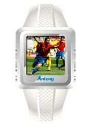 Anlong MP4, vídeos en el reloj