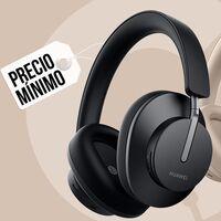 Sonido y acabados de lujo a precio de chollo con los auriculares Huawei Freebuds Studio Wireless: Amazon los tiene a precio mínimo por 145 euros