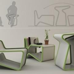 Foto 4 de 4 de la galería tona-chair-mesa-o-silla-segun-la-posicion en Decoesfera