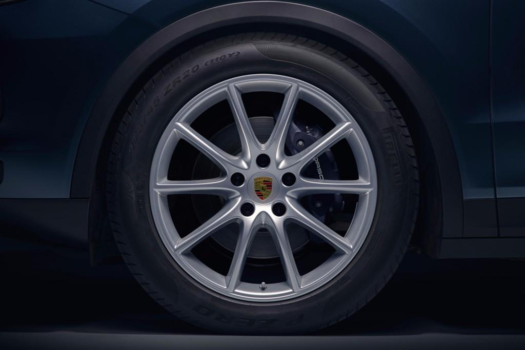 Foto de Porsche Cayenne 2018 filtrado (7/27)