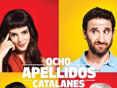 'Ocho Apellidos Catalanes', tacaña en risas, generosa en estupidez