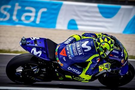 Valentino Rossi Motogp Catalunya 2018