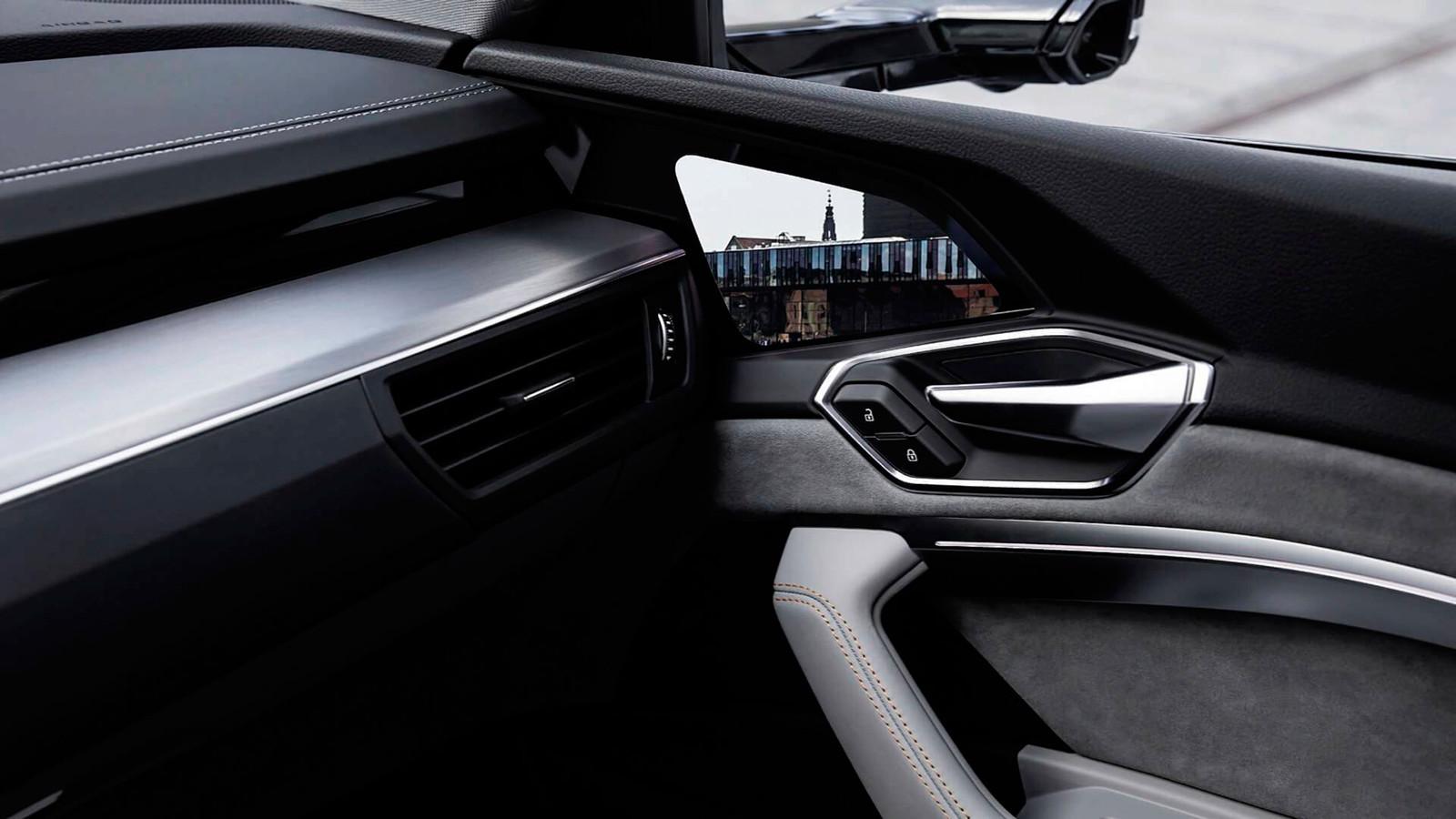 Foto de El habitáculo del Audi e-tron, al descubierto (16/19)