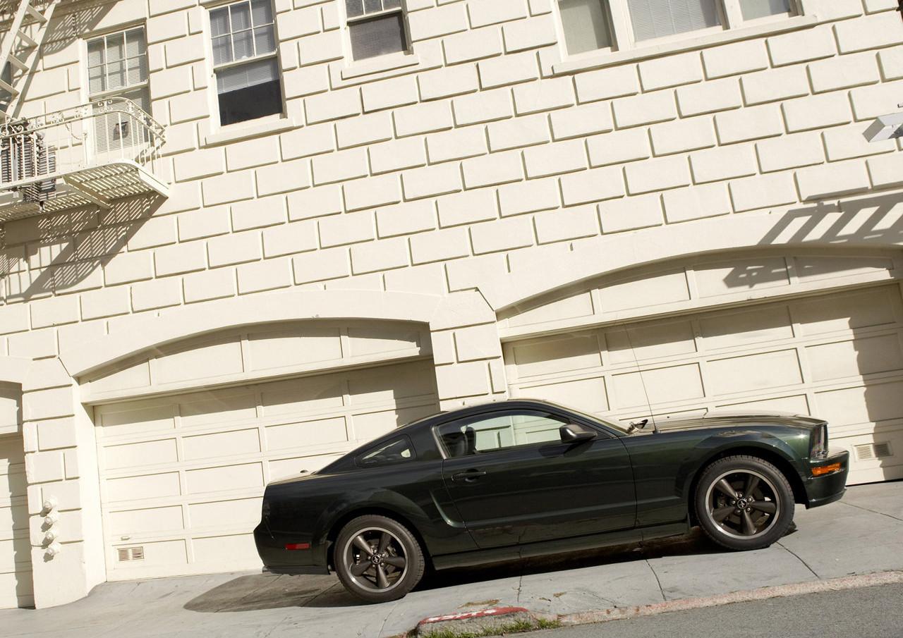 Foto de Ford Mustang Bullitt 2008 (6/17)