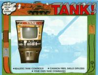 Recreativas míticas II. Tank, Gun fight y un Intel 8080