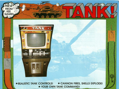 Recreativas míticas II. Tank, Gun fight y un Intel 8080